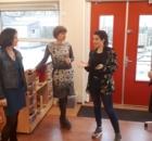 Werkbezoek 3 gemeenten aan MOC 't Kabouterhuis