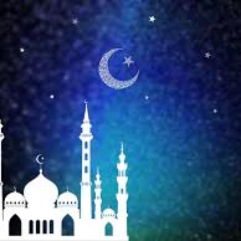 Een goede Ramadan gewenst